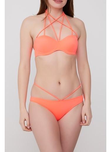 Plumeria Swimwear Bikini Kırmızı